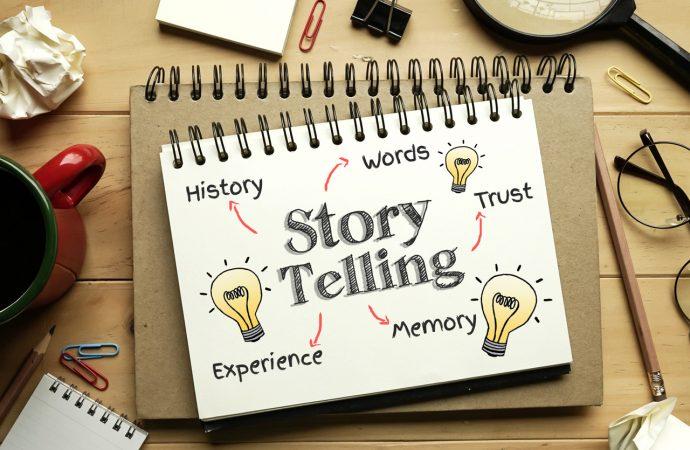 Le storytelling c'est quoi?