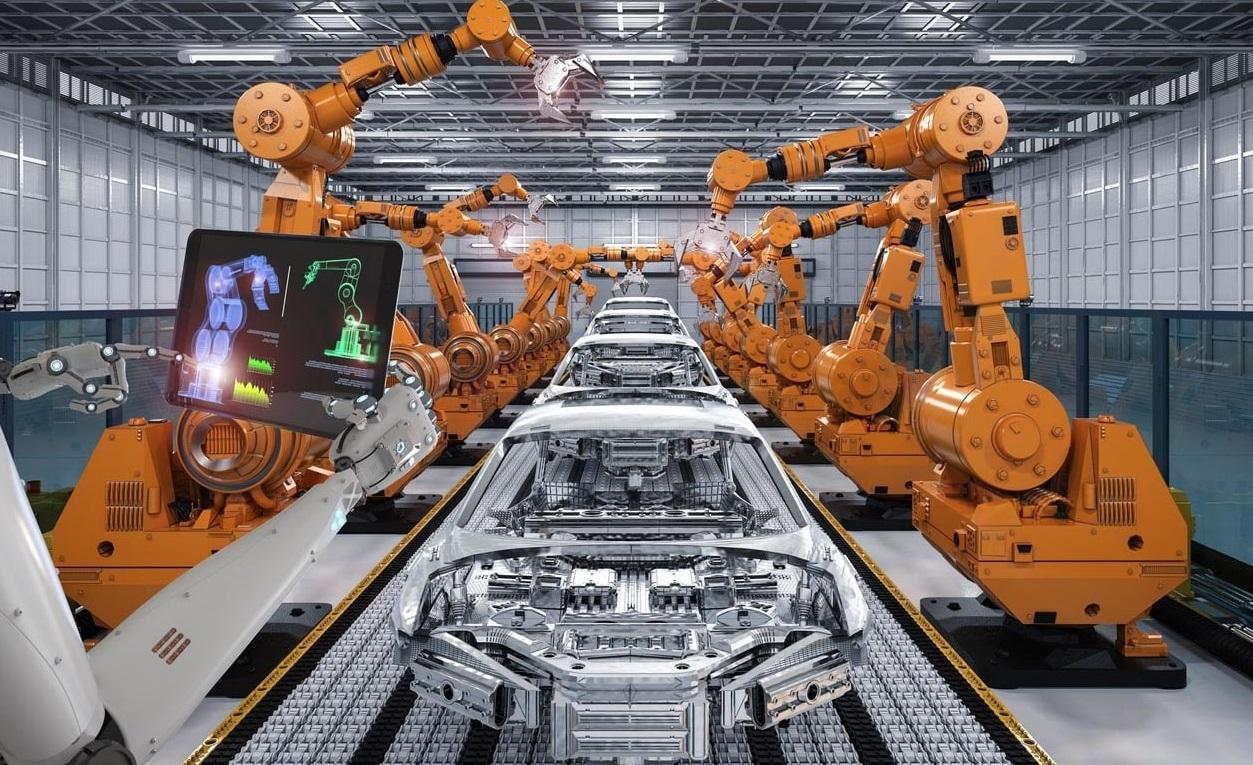 Robotique industrielle : l'émergence des robots collaboratifs