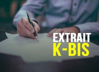 Comment vérifier un extrait Kbis ?